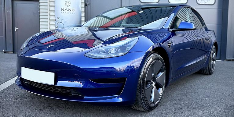 Traitement nano technologique nettoyage véhicule