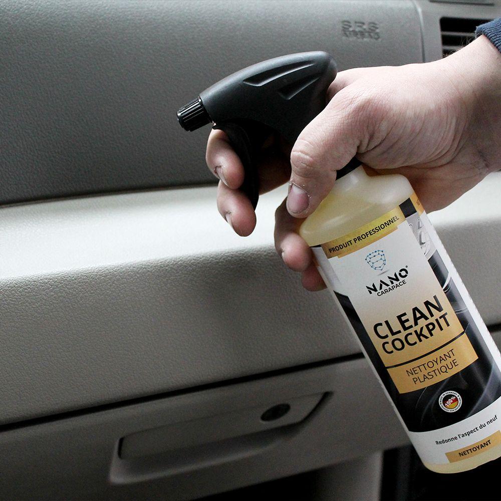 Plastic Cleaner - Clean Cockpit