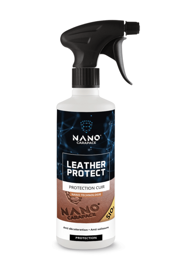 Leather Ceramic Protection - Leather Protect