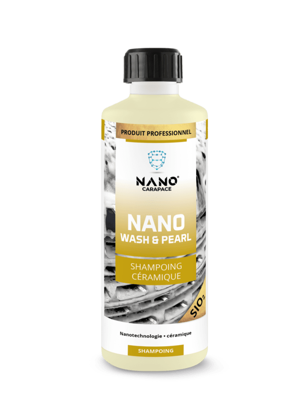 Ceramic Shampoo - Nano Wash - Pearl