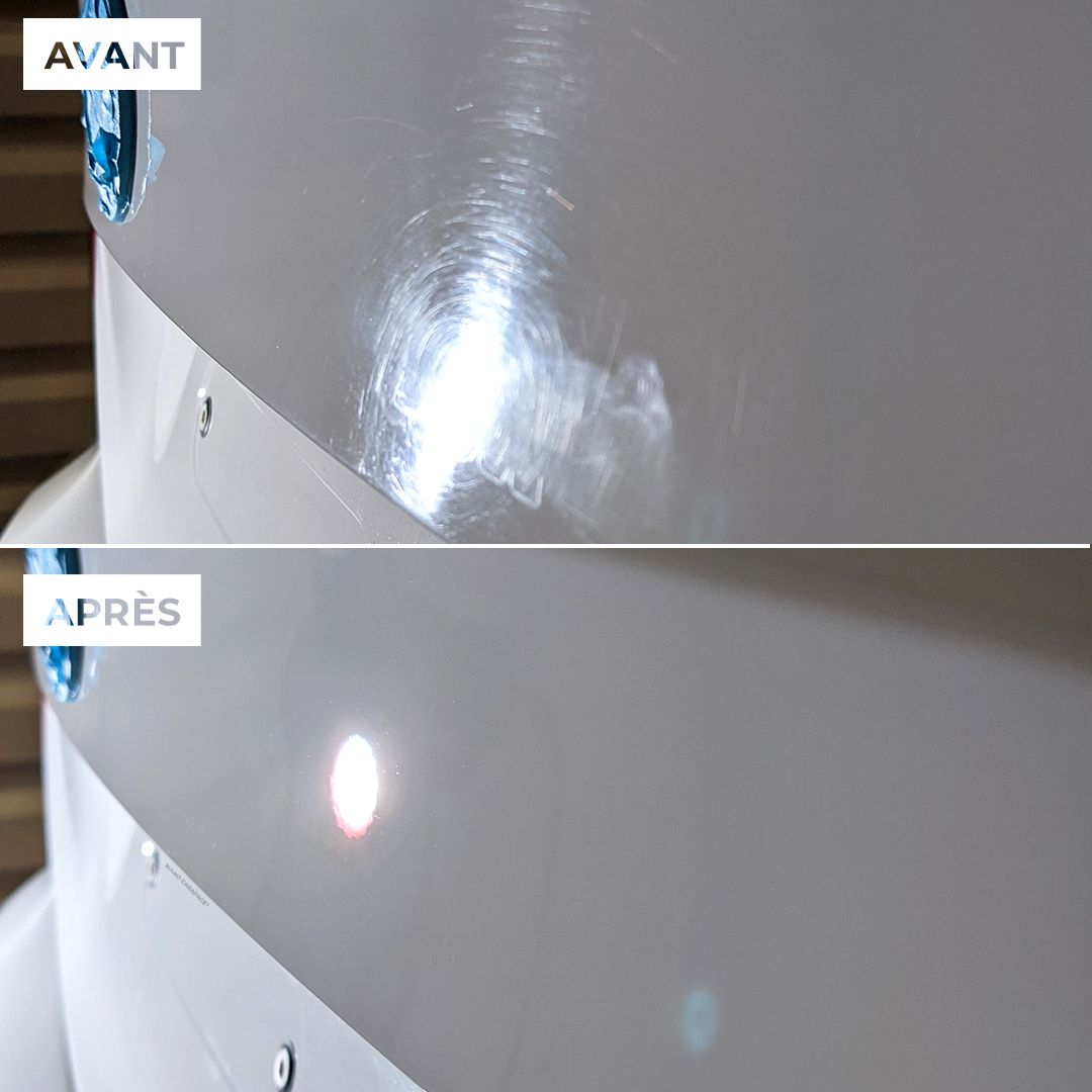 Heavy Cut Carapace - Polish Abrasive