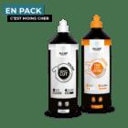 Polishing and Lustrage Kit