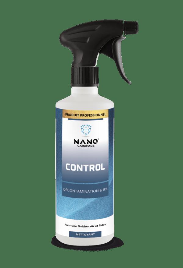 IPA Cleaner - Decontamination - Control