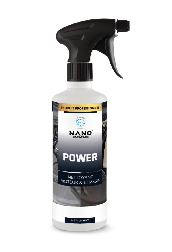 Engine Cleaner - Chassis - Power